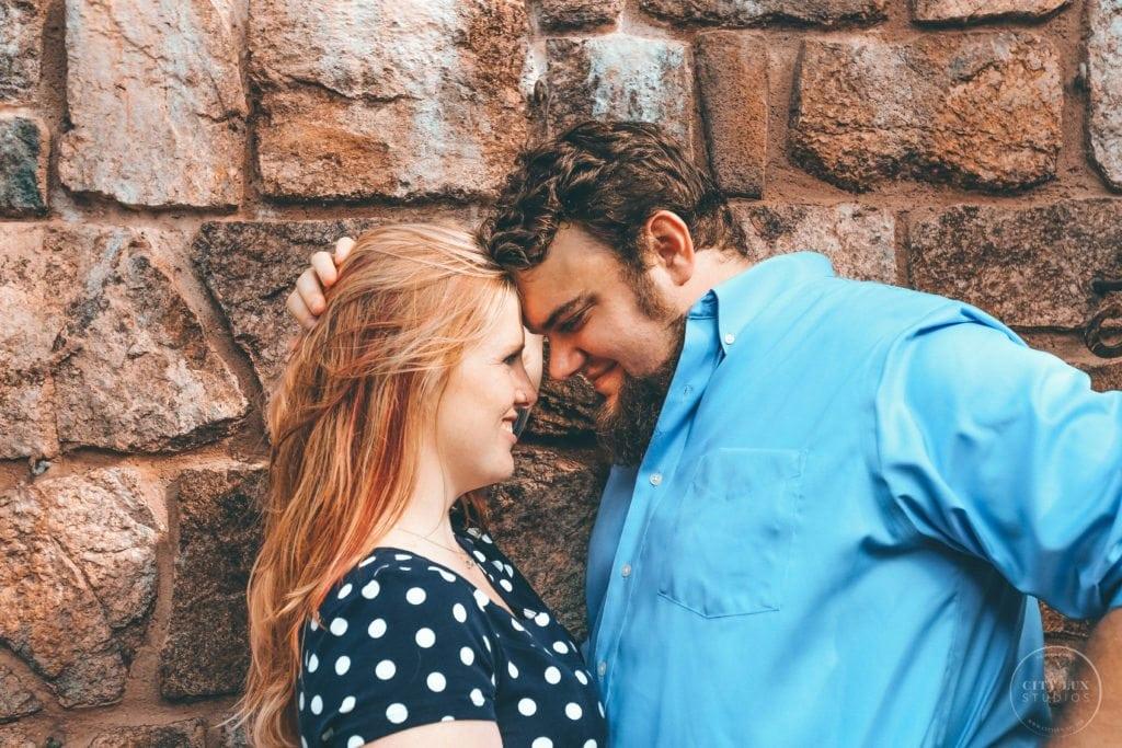 maudsley park engagement photography