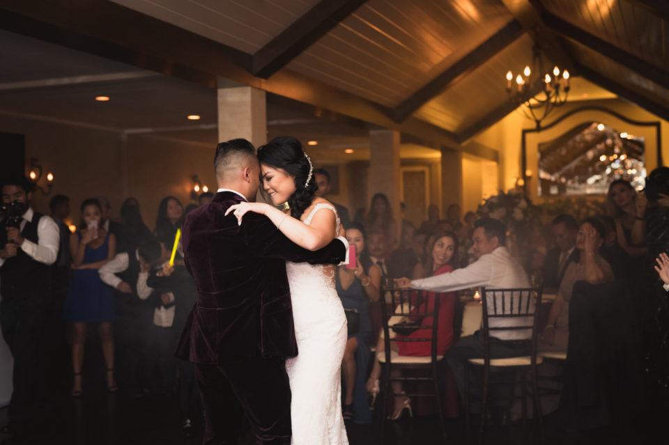 the villa bridgewater wedding