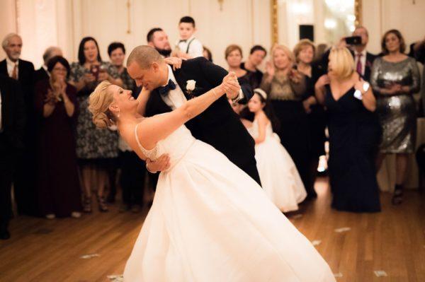 tupper manor wedding dance